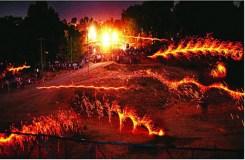 इंदौर: हिंगोट युद्ध के दौरान 63 घायल