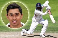 राजकोट टेस्ट में भारत के खिलाफ खेलेगा यह युवा ओपनर