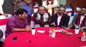 भाजपा नेता का वीडियो वायरल, नोटबंदी पर कैसे ठगा सरकार ने