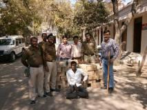 खंडवा : घर में छुपा कर रखी थी अवैध शराब