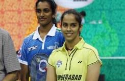 पीवी सिंधु, साइना नेहवाल एशिया मिक्स्ड टीम चैंपियनशिप में शामिल