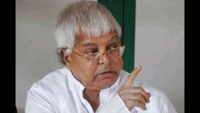 राहुल गांधी का कांग्रेस अध्यक्ष पद से इस्तीफा देना आत्मघाती कदम होगा – लालू यादव