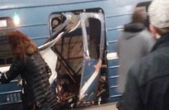 Video : सेंट पीटर्सबर्ग : मेट्रो स्टेशनों पर धमाके, 10 की मौत