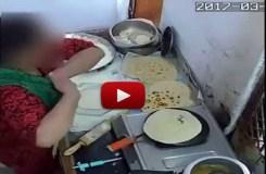 वीडियो : कामवाली के ब्लाउज का कमाल कैमरे में हुआ कैद