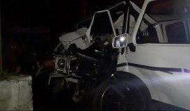 वरिष्ठ मंत्री के पुत्र की दुर्घटना में मृत्यु, कार के परखच्चे उड़े