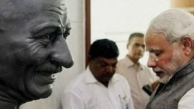 मोदी,संसद और गांधी….आधी रात का सच
