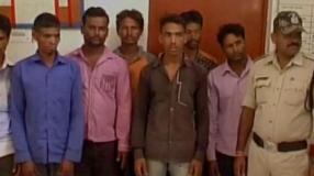भारत की हार का मना रहे थे जश्न, लगाये पाक समर्थित नारे, 15 गिरफ्तार
