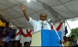 राजनीति के रण में विजय का नाम है दिग्विजय..!