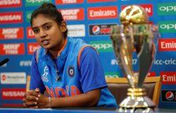 मिताली राज को मिला वर्ल्ड कप में शानदार कप्तानी का इनाम