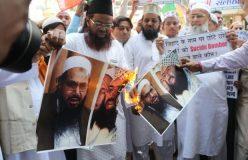 आतंकी हाफिज को लेकर भारत, अमेरिका ने पाकिस्तान को लताड़ा