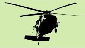 अयोध्या विवादित परिसर के ऊपर से गुजरा संदिग्ध हेलीकॉप्टर, हड़कंप