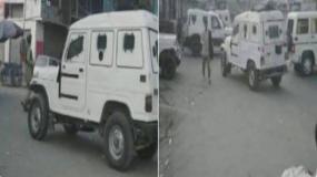 राजनाथ के दौरे से ठीक पहले अनंतनाग में आतंकी हमला