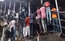 मुंबई: एलफिंस्टन रेलवे स्टेशन पर मची भगदड़, 15 की मौत की खबर, 20 से ज्यादा घायल