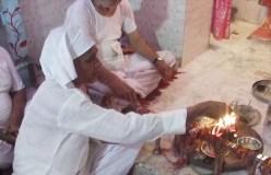 ये नमाजी मुसलमान नवरात्र में करता है मां दुर्गा की पूजा