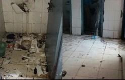 लखनऊ के सिविल कोर्ट के बाथरूम में धमाका, पुलिस कर रही जांच