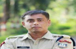 BJP नेता को थप्पड़ जड़ने वाले IPS देवाशीष दवे की जयपुर में मौत