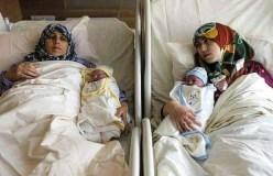 मां-बेटी ने एक साथ दिया बेटे को जन्म, डॉक्टर्स भी हुए हैरान