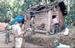RSS कार्यकर्ता के घर में बम बनाते वक्त हुआ ब्लास्ट