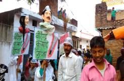 लखनऊ नगर निगम चुनाव में उतरा कल का मज़दूर