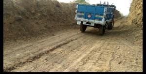 शिवराज जी अब जारी है अवैध रेत उत्खन्न, माफिया बेखोफ़