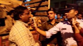 #khandwa: 400 लोगों पर चलानी कार्यवाही, ड्राइविंग लाइसेंस निरस्त