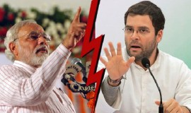 मोदी जी को भारतीयों की जासूसी करना अच्छा लगता है : राहुल गांधी