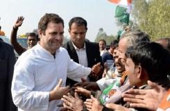 बेल्लारी : राहुल ने मोदी सरकार पर ताबड़तोड़ हमला बोला
