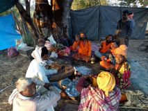 आदिवासी बहुल क्षेत्र में स्वास्थ सेवाएं लचर, ग्रामीण ले रहे तांत्रिक का सहारा