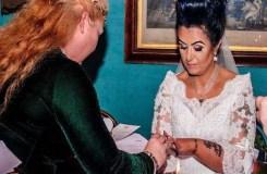 भूत के साथ डेट पर जाती थी, महिला ने की भूत से शादी