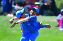 भारत ने पाकिस्तान को 203 रनों से रौंदा