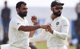 सेंचुरियन टेस्ट में शमी ने बनाया अलग तरह का 'शतक'