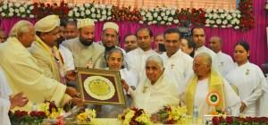दादी जानकी को डॉ. एपीजे अब्दुल कलाम विश्व शांति पुरस्कार से नवाजा