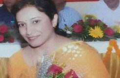 चंदन को भगवा ने मारा, फेसबुक पर महिला अफसर का पोस्ट वायरल