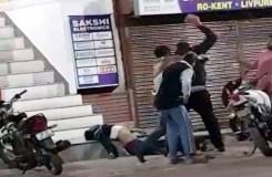 रेस्तरां में दलित छात्र को पीटा, मौत, CCTV में कैद
