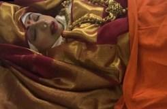 Video : दुल्हन की तरह सजाकर दी श्रीदेवी को अंतिम विदाई