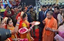 मैं हिंदू हूं, अपनी आस्था को व्यक्त करने का पूरा अधिकार – सीएम योगी