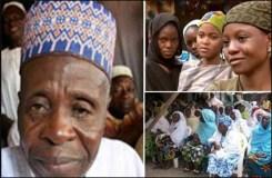 130 पत्नियों के पति और 203 बच्चों के पिता ने दुनिया को कहा अलविदा