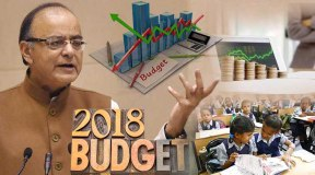 आम बजट 2018 : टीवी, लैपटॉप और मोबाइल महंगे, शेयर मार्केट में भूचाल