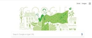 आनंदी गोपाल जोशी को गूगल ने डूडल बनाकर किया सलाम