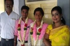 अजब प्रेम कहानी: लड़का बना दुल्हन, लड़की ने दूल्हा बन रचाई शादी