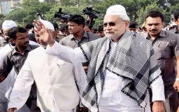 सांप्रदायिक हिंसा में टूटी मस्जिद के लिए देंगे लाखों रुपए नीतीश कुमार