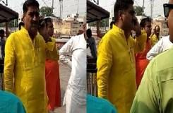 राजधानी रोक दो, 10 मिनट में वैशाली एक्सप्रेस चाहिए, BJP सांसद की दादागिरी