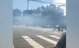 चीन : भारतीय दूतावास के पास धमाका, मची अफरा-तफरी