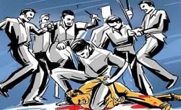 फिर भीड़ बनी कातिल : युवक को भीड़ ने पीट-पीटकर मार डाला