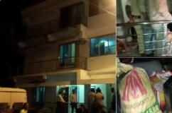 मुंबई में ATS का छापा, विस्फोटक सामग्री बरामद