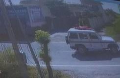 पंजाब पुलिस ने महिला को जीप की छत पर बांधकर घुमाया, गिरकर हुई घायल