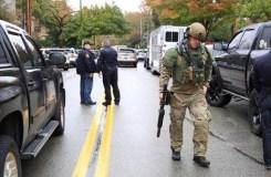 अमेरिका मे यहूदी प्रार्थना स्थल पर गोलीबारी, 11 लोगों की मौत