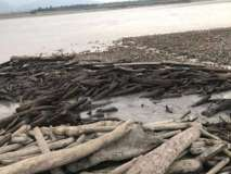 चीन में भूस्खलन अरुणाचल में बांध का खतरा