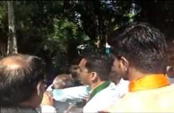 MP : शिवराज के गढ़ में सीएम के बेटे का विरोध, वीडियो वायरल