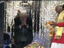 ITBP के जवानों के साथ भी दीवाली मनाएंगे PM modi, केदारनाथ पहुंच मंदिर में की पूजा-अर्चना
